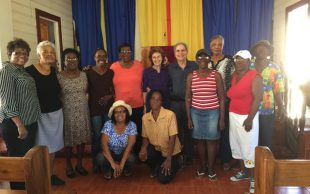 Alz Jamaica Debron chapter - RON & DEBORAH JAN 2017